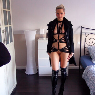 Dessous vom User! Neues Video on